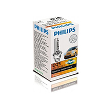 D2S Philips Xenon Vision 85122VIC1 85122VIS1