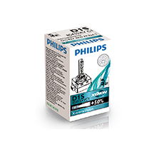D1S Philips X-treme Vision +50%