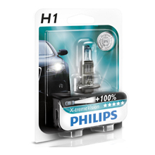 H1 Philips X-tremeVision +100% (2шт)