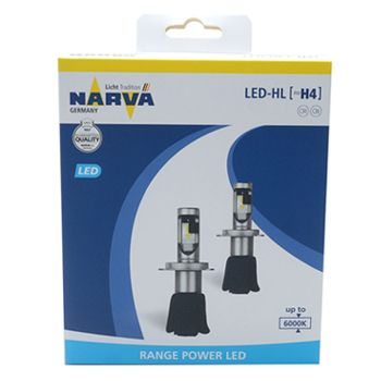 H4 NARVA Range Power LED 6000K (к-т) 180043000