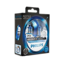 H4 Philips ColorVision Blue +60% (2шт)