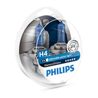 H4 Philips DiamondVision 5000 Кельвинов! (2шт)