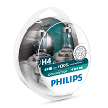 H4 Philips X-tremeVision +130% (2шт)