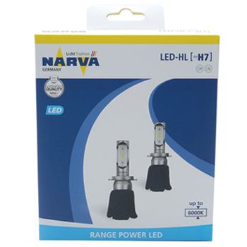 H7 NARVA Range Power LED 6000K (к-т) 180053000