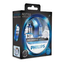H7 Philips ColorVision Blue +60% (2шт)