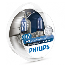 H7 Philips DiamondVision 5000 Кельвинов (2шт)