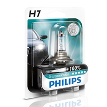 H7 Philips X-tremeVision +100% (2шт)