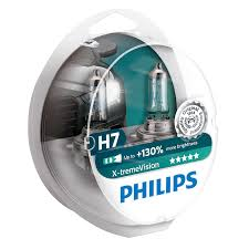 H7 Philips X-tremeVision +130% (2шт)