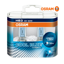 HB3 Osram Cool Blue Intense  4200 Кельвинов. +20% (2шт)