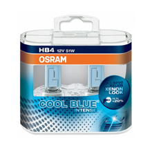 HB4 Osram Cool Blue Intense  4200 Кельвинов. +20% (2шт)