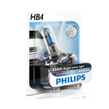 HB4 Philips CrystalVision 4300 Кельвинов (2шт)