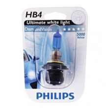 HB4 Philips DiamondVision 5000 Кельвинов! (2шт)