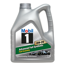 Mobil 1 0W-20 Advanced Fuel Economy