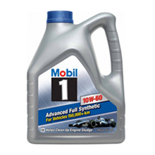 Mobil 1 10W-60 Extended Life