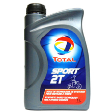 Моторное масло Total Sport 2T