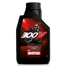 MOTUL 15W-60 300V 4T Factory Line Off Road 845711, 845741