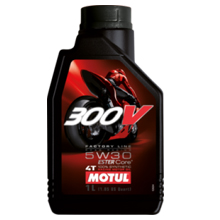 MOTUL 5W-30 300V 4T Factory Line Road Racing 835911, 835941