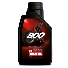 MOTUL 800 2T Factory Line Off Road 837111, 837141