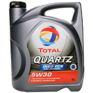 Купить Total 5w30 Quartz Ineo ECS