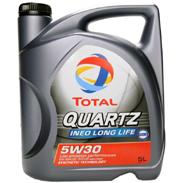 Купить Total 5w30 Quartz Ineo Long Life