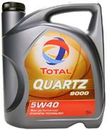 Купить Total 5w40 Quartz 9000