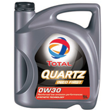 Total 0W-30 Quartz Ineo First