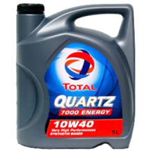 Total 10W-40 Quartz 7000 Energy