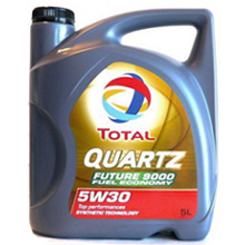 Total 5W-30 Quartz Future 9000 NFC