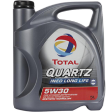 Total 5W-30 Quartz Ineo Long Life