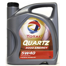 Total 5W-40 Quartz 9000 Energy